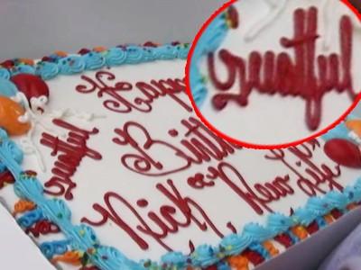 Hogan+cake