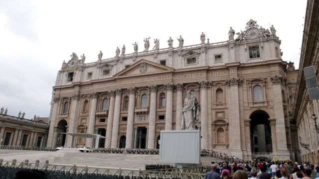 Vaticanbuilding