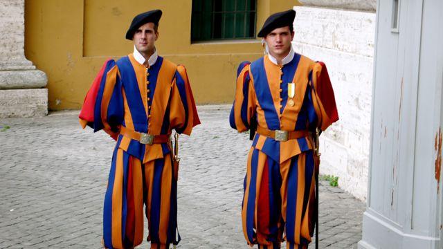 Vaticansillysoldiers