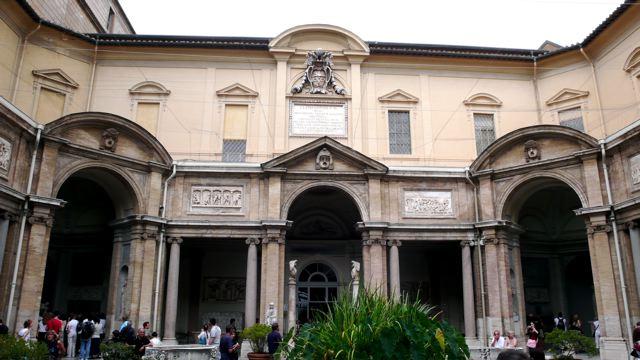 Vaticansistinechapeltwo