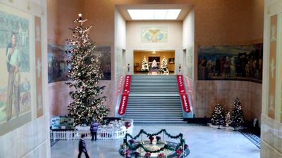 Capitolchristmasdecorations