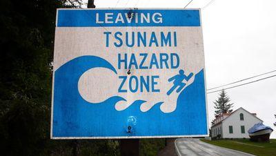 Tsunamihazardzone