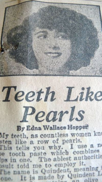 Teethlikepearls